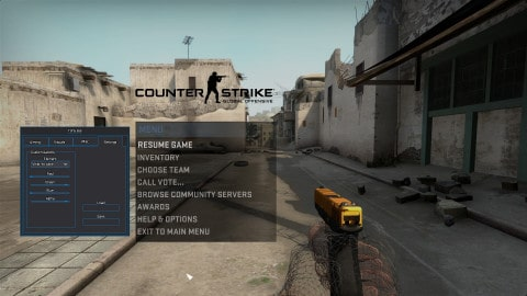 darkaim csgo cheats chams counter strike global offensive